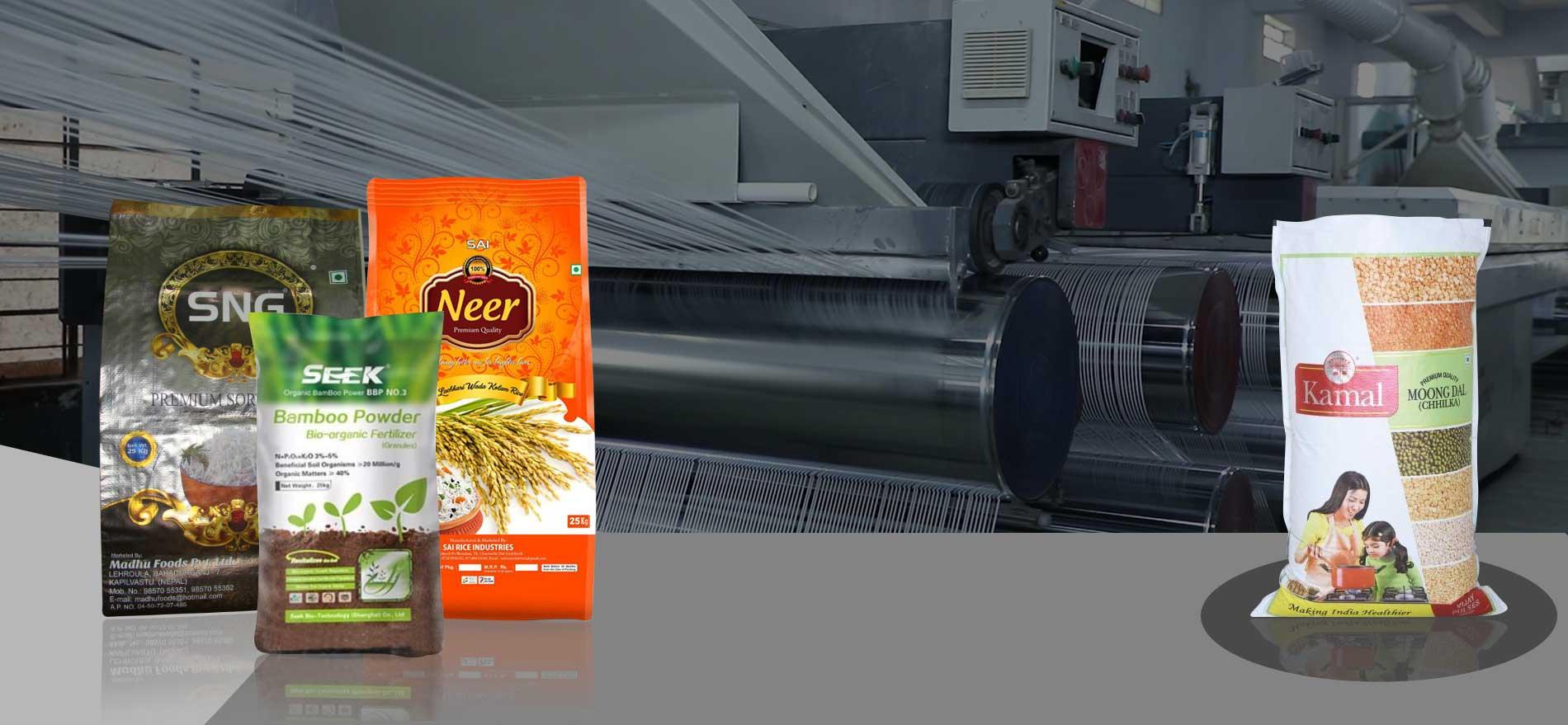 HDPE/PP Woven Bags & Sacks | Govardhan Polyplast Pvt Ltd (GPPL)
